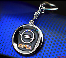 New Fashion OPEL logo GT AGILA ASTRA Key Chain Ring-CHROME OPEL INSIGNIA VXR