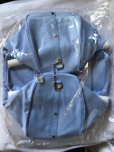 Brand New - Stoney Clover Periwinkle Duffle Bag Full-Size