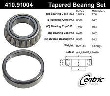 Centric Parts 410.91004E Wheel Bearing Set
