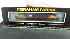 GRAHAM FARISH BY B/MANN. CLASS ' 37 '  B.R.  RAILFREIGHT.  NEW.