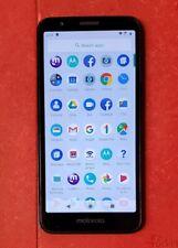 New listing Motorola Moto E6 - 16Gb - Blue (Metro Pcs Unlocked) Smartphone