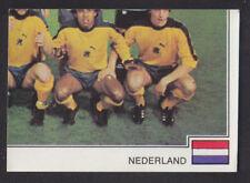 Panini Euro fútbol 79 - # 327 Ajax Team Group