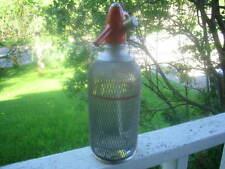 ''DISCOUNT'' German soda siphon bottle