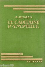 Le capitaine Pamphile / Alexandre DUMAS // Bibliothèque Verte