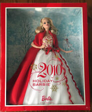 2010 Holiday Barbie Collector Edition by Mattel