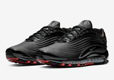 d2651708aabcbf NIKE AIR MAX DELUXE SE AO8284 001 BLACK ANTHRACITE BRIGHT CRIMSON -  IRIDESCENT
