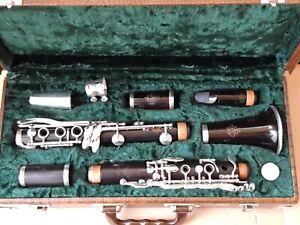 LEBLANC LL clarinete madera pro Bb clarinette clarinet klarinette