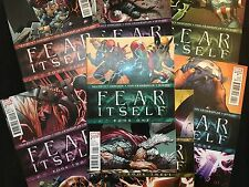 FEAR ITSELF  Marvel Avengers Issue 1-7 Limited Series - Thor ; Captain America