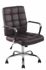 Chaise de bureau moderne marrons pour la maison