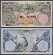 Indonesia, 1,000 Rupiah, 1959, AU, P-71(b)