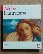 NEW & SEALED Apple Mac Adobe Illustrator 9.0 User Guide