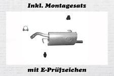 Auspuff Montagesatz Mitsubishi Colt VI 1.1 1.3 Gummi Halterung Schelle