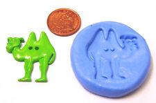 Riutilizzabile CAMMELLO pulsante in silicone per alimenti Stampo Sugarcraft, gioielli, torta