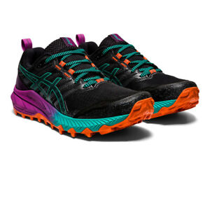 Asics Womens Gel-Trabuco 9 Trail Running Shoes Trainers Sneakers Black Sports