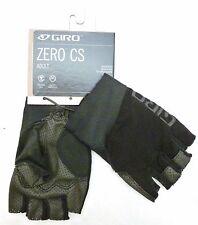 Giro Zero CS Cycling Gloves Matte Black Large