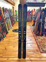 HEAD Kore 105 - 2020 DEMO Skis - 180cm w/ AAAttack13 Demo Binding