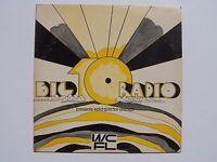 WCFL Big 10 Radio Presents Solid Gold For Chicago Vinyl LP Record Album