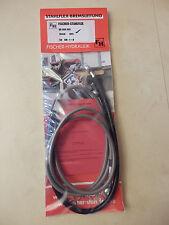DR 800 BIG SR43B 1991- STAHLFLEX vorne & hinten ABE DR800 DR800S brake hose