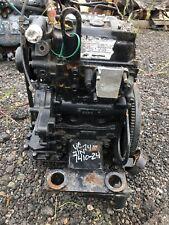 Yanmar Ingersoll Rand 2 Cylinders Diesel Engine