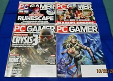 PC Gamer ~ February April May June 2013 ~ Issues 236 238 239 240