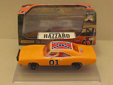 Pioneer J-Code Special Dodge Charger Dukes General Lee Second Prototype Slot Car