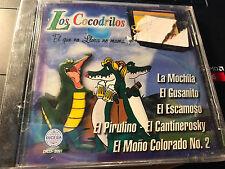 """Los Cocodrilos """"El Que No Llora No mama"""" cd SEALED"""
