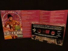 LIL' CEASE The Wonderful World Of Cease A Leo / 1999 / MC, CASSETTE (EX)