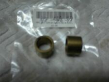 "New Set of 2 Bronze Oilite Bushings 5/8"" x 13/16""x 5/8"" 5/8 Id 13/16 OD 5/8 Long"