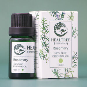 100% Pure Rosemary Essential Oil for Aromatherapy Diffuser Aroma Skin Hair Care