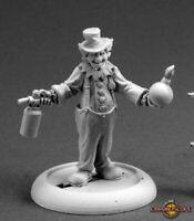 1x ZONKERS KILLER KLOWN -CHRONOSCOPE REAPER miniature jdr rpg clown cirque 50247