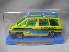 AH790 GUISVAL 1/43 SCHOOL BUS ESCOLAR Ref 09004 IN BOX