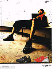Publicite ADVERTISING 065 2009 reebok iverson i3 sneakers trainer