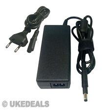 Pour HP 613149-001 19.5 v 3.33 a laptop chargeur adaptateur secteur + cordon d'alimentation de plomb