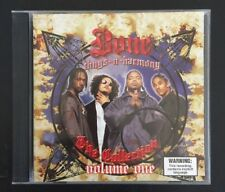 BONE THUGS-N-HARMONY 'THE COLLECTION VOLUME 1' 1998 CD Album Rap Hip-hop