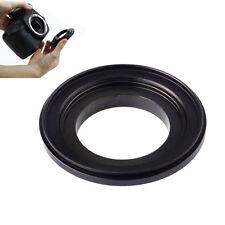 72mm Macro Reverse Adapter Ring For Pentax K PK K50 K3 K5 IIs K3II KS1 Camera