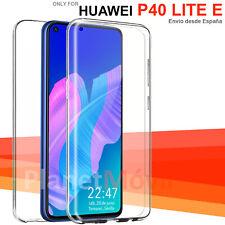 Huawei P40 Lite E funda doble cara Delantera+Trasera Rigida CARCASA 360 integral