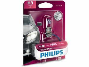 Front Philips Fog Light Bulb fits Chevy K2500 1988-1991, 1993-1998 49KHSM