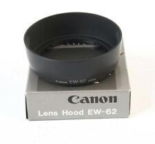 Genuine Canon EW-62 EW62 lens hood - Boxed