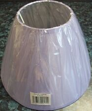 "9"" 23cm Coolie Lamp Shade Ceiling Lamp Light Shade - Lilac"