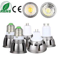 Regulador 6 W 9 W 12 W LED COB Spotlight E27 GU10 GU5.3 MR16 Bombilla Lámpara 220/12V