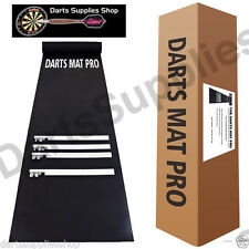 The New Darts Mat Pro, Heavy Duty & Anti-Slip by Darts Supplies Shop