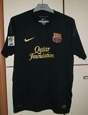 Barcelona 2011-2012 Away football shirt jersey Nike size M