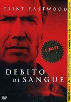 Film DVD nuovo sigillato DEBITO DI SANGUE CLINT EASTWOOD i miti cinema ita