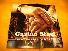 Cardsleeve Full Cd CASINO STEEL There's A Tear In My Beer PROMO 14TR '05 country