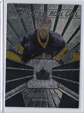 2010-11 ZENITH JONATHAN BERNIER RC PANINI ROOKIE ROLL CALL #17 KINGS