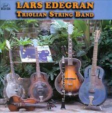 Edegran, Lars Triolian Stri...-Lars Edegran Triolian String Band CD NEW