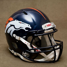 TIM TEBOW Edition DENVER BRONCOS Riddell REVOLUTION SPEED Football Helmet