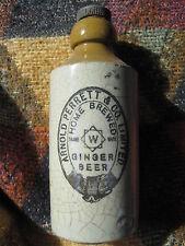 More details for ginger beer bottle: arnold perrett & co limited