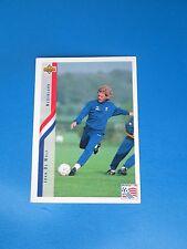 DE WOLF  NEDERLAND HOLLANDE PAYS-BAS Carte Card UPPER DECK USA 94 1994 panini
