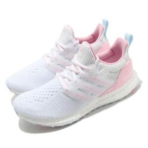 adidas UltraBoost DNA White Pink Men Women Unisex Running Lifestyle Shoes GZ2802